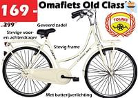 Omafiets old classic-Tounis