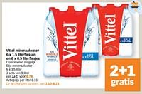 Vittel mineraalwater-Vittel