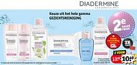 Essential bio micellair water-Diadermine