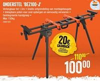 Onderstel bez100-j-Black & Decker