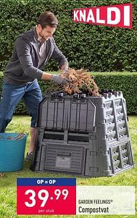 Compostvat-Garden Feelings