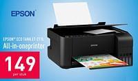 Epson eco tank et-2715 all-in-oneprinter-Epson