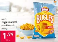 Bugles naturel-Lay