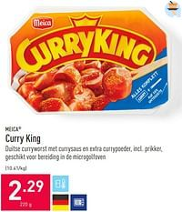 Curry king-Meica