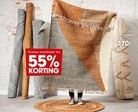 Vloerkleed yokana-Huismerk - Kwantum