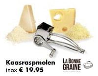 Kaasraspmolen-La Bonne Graine