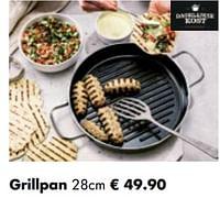 Grillpan-Dagelijkse Kost