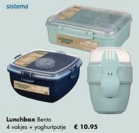Lunchbox-Sistema