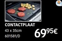 Contactplaat-Barbecook
