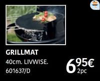 Grillmat-Barbecook