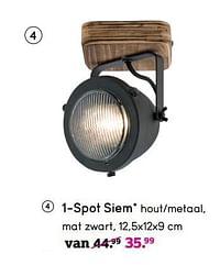 1-spot siem-Huismerk - Leen Bakker