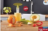 Fruitset keuken-Huismerk - Zelfbouwmarkt