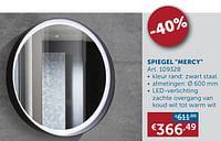Spiegel mercy-Huismerk - Zelfbouwmarkt