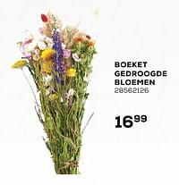 Boeket gedroogde bloemen-Huismerk - Supra Bazar