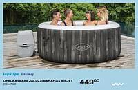Opblaasbare jacuzzi bahamas airjet-BestWay