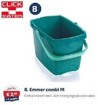 Emmer combi m-Leifheit