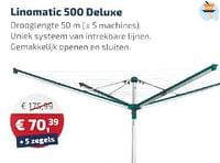 Linomatic 500 deluxe-Leifheit