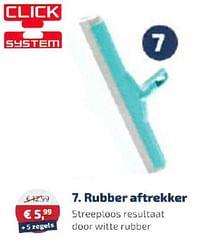 Rubber aftrekker-Leifheit