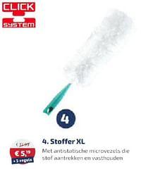 Stoffer xl-Leifheit