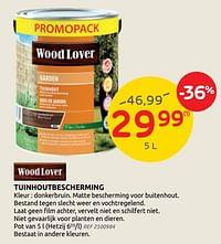 Tuinhoutbescherming-Woodlover