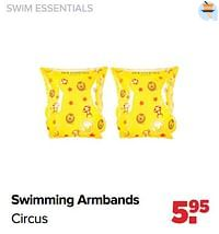 Swimming armbands circus-Swim Essentials