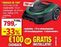 Bosch indego m 700-Bosch