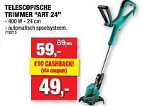 Bosch telescopische trimmer art 24-Bosch