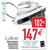 Calor générateur generator sv8021c0-Calor