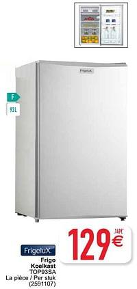 Frigelux frigo koelkast top93sa-Frigelux