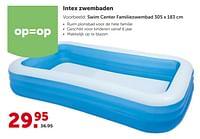Intex zwembaden-Intex