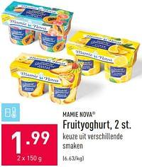 Fruityoghurt-Mamie Nova