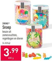 Snoep-SWING