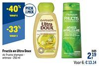 Fructis shampoo - antiroos-Garnier