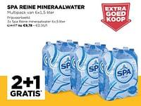 Spa reine mineraalwater-Spa