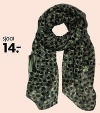 Sjaal-Huismerk - Hema