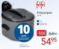 Frifri frituurpan 1618-FriFri