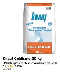 Knauf goldband-Knauf