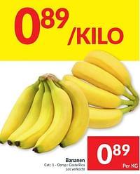 Bananen-Huismerk - Intermarche