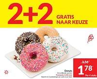 Donuts-Huismerk - Intermarche