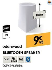 Edenwood bluetooth speaker octave-Edenwood