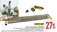 Kärcher tuyau d`arrosage - tuinslang-Kärcher