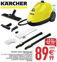 Kärcher nettoyeur vapeur - stoomreiniger sc2 easy fix-Kärcher