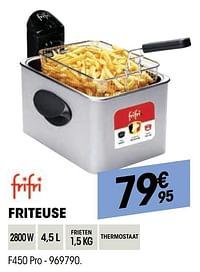 Frifri friteuse f450 pro-FriFri