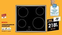 Bosch vitrokeramische kookplaat pke645b17e-Bosch