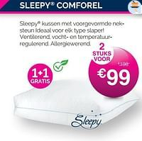 Sleepy comforel-Sleepy