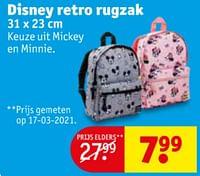 Disney retro rugzak-Disney