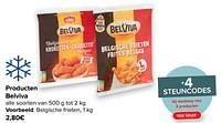 Belgische frieten-Belviva