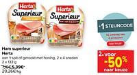 Ham superieur herta-Herta