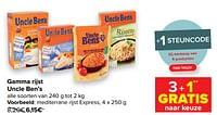 Mediterrane rijst express-Uncle Ben
