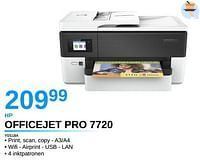 Hp officejet pro 7720 y0s18a-HP
